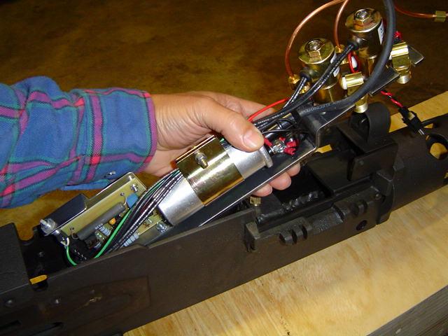 Gas Gun Components