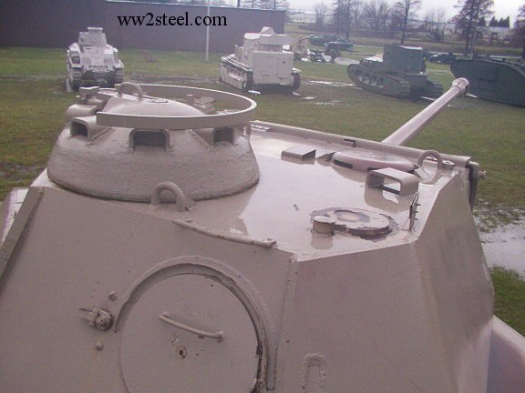 Panther G Turret